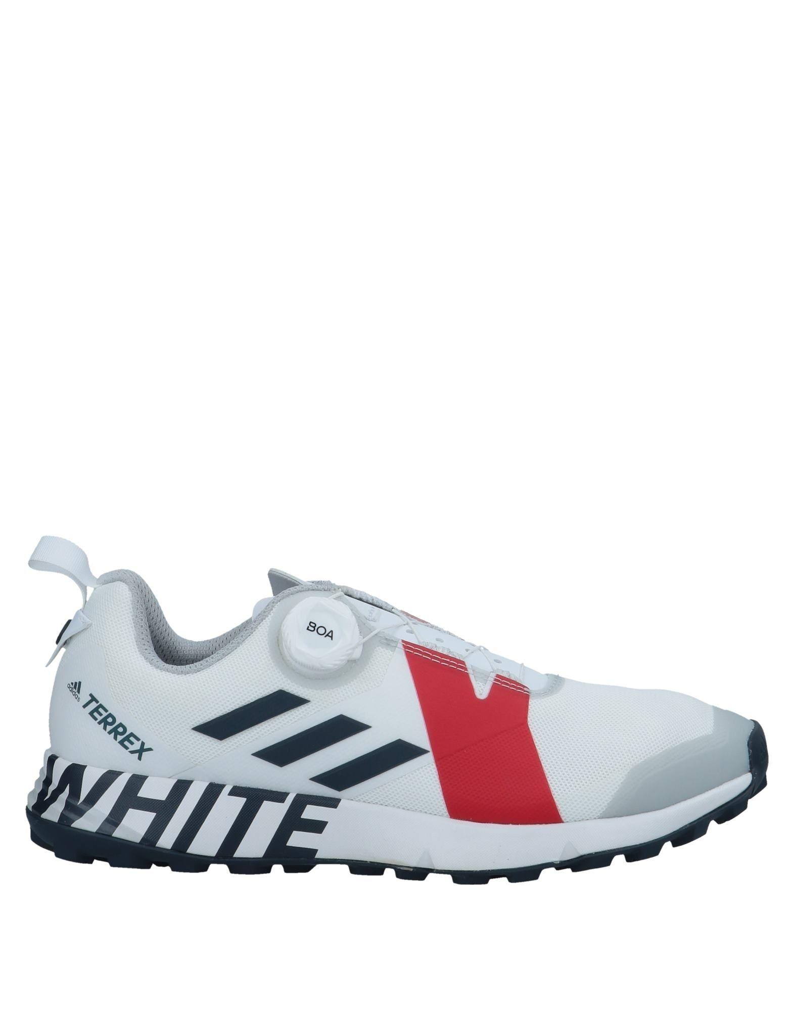 Zapatillas Zapatillas Adidas Originals By White Mountaineering Hombre - Zapatillas Zapatillas Adidas Originals By White Mountaineering  Blanco fee5c4