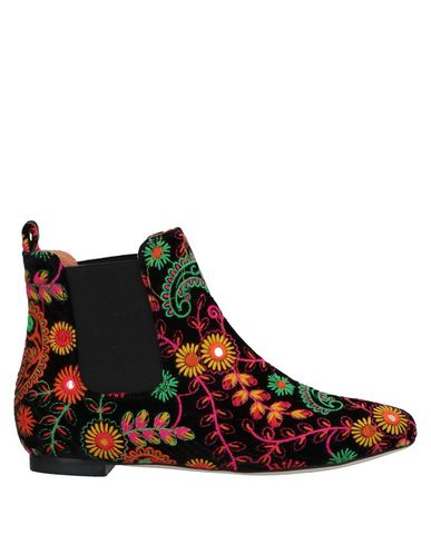 BAMS Ankle Boot in Black