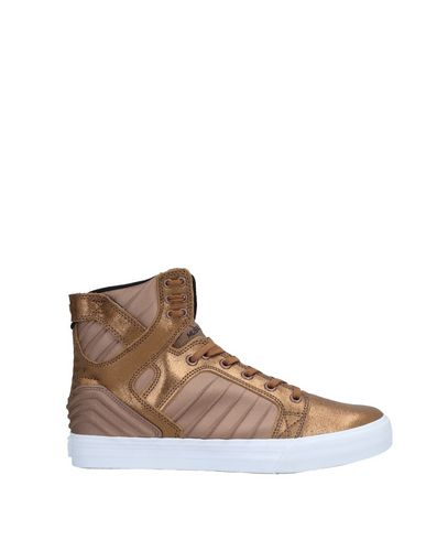SUPRA Sneakers in Bronze