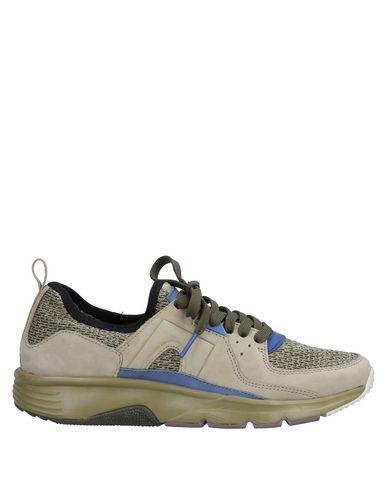 Vert Camper Militaire Vert Camper Sneakers Sneakers nxqORP8Fwn
