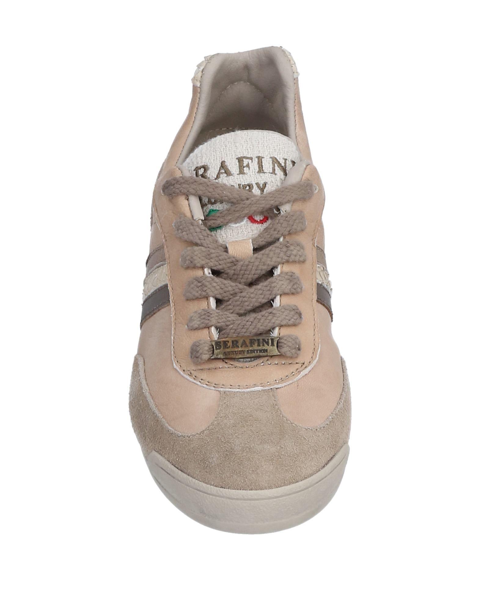 Serafini Sneakers Luxury Sneakers Serafini Damen Gutes Preis-Leistungs-Verhältnis, es lohnt sich 433ae4