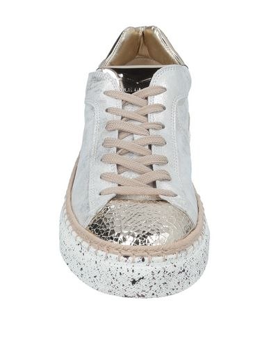 Voile Blanche Blanche Sneakers Platine Platine Voile Sneakers 1fPwz