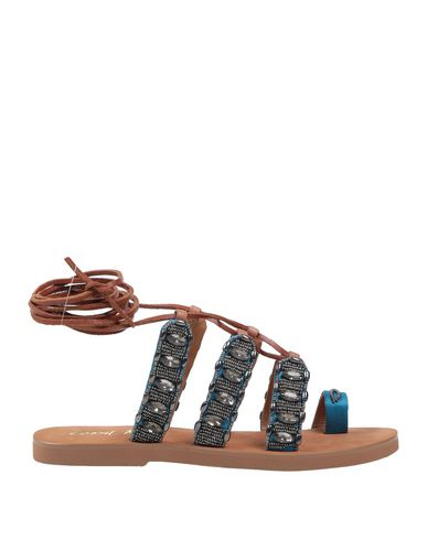 CORAL BLUE Sandals in Azure