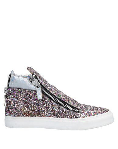 DAMY Sneakers in Silver