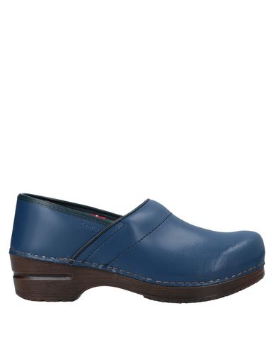 SANITA Loafers in Blue