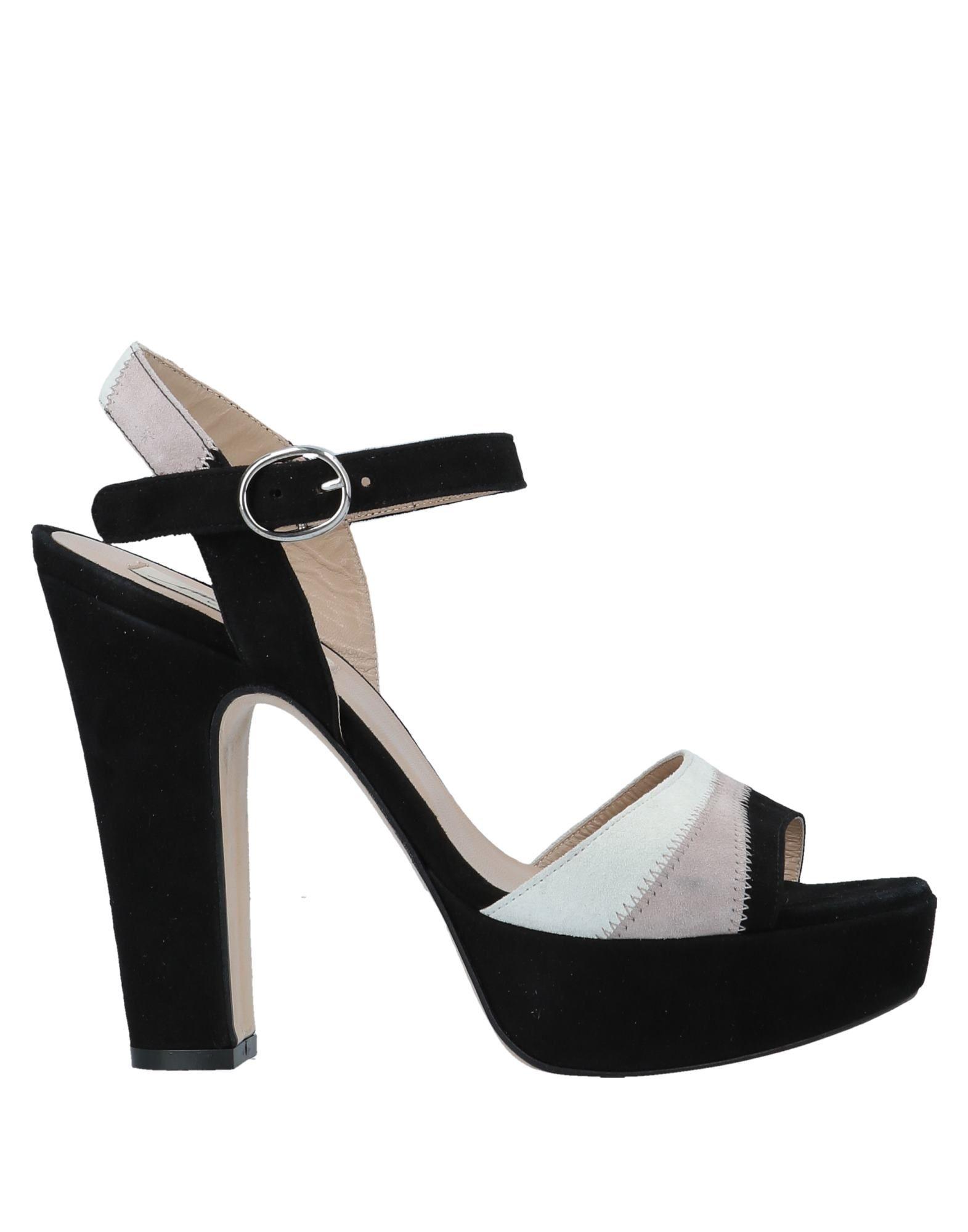 Women Max Bianco Sandals online on YOOX
