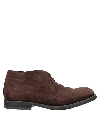 SHOTO Ankle Boots in Cocoa