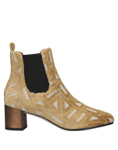 BAMS Ankle Boot in Sand