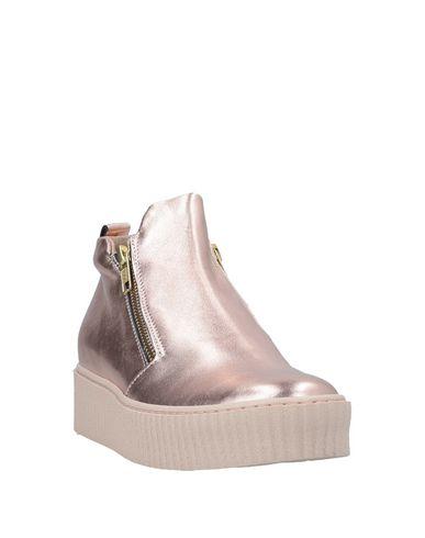 Pettinari Loretta Pettinari Sneakers Cuivre Loretta EwvWBqcpwU