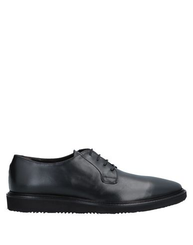 FABIANO RICCI Laced Shoes in Black