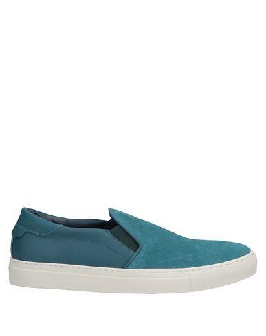 FABIANO RICCI Sneakers in Deep Jade