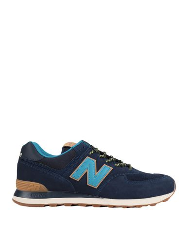 4ed39097a New Balance Ml574 Winter Outdoor Suede - Sneakers - Men New Balance ...