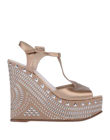 MASSIMO LONARDO Sandals in Pale Pink