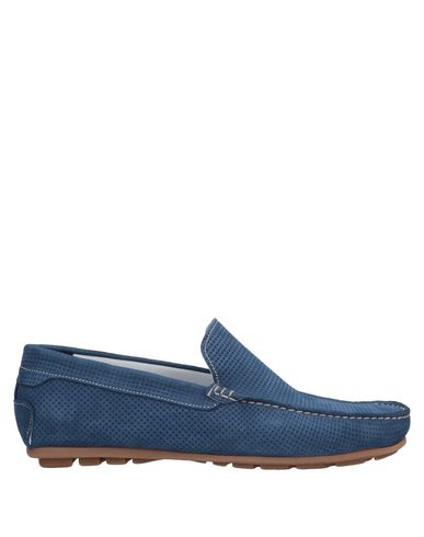 FABIANO RICCI Loafers in Blue