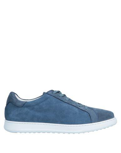 FABIANO RICCI Sneakers in Slate Blue