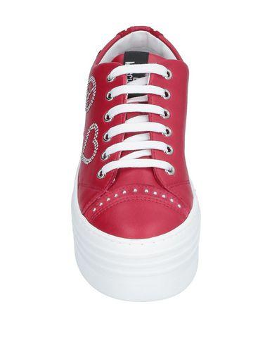 Sneakers Love Moschino Love Moschino Rouge 8Paq77xw