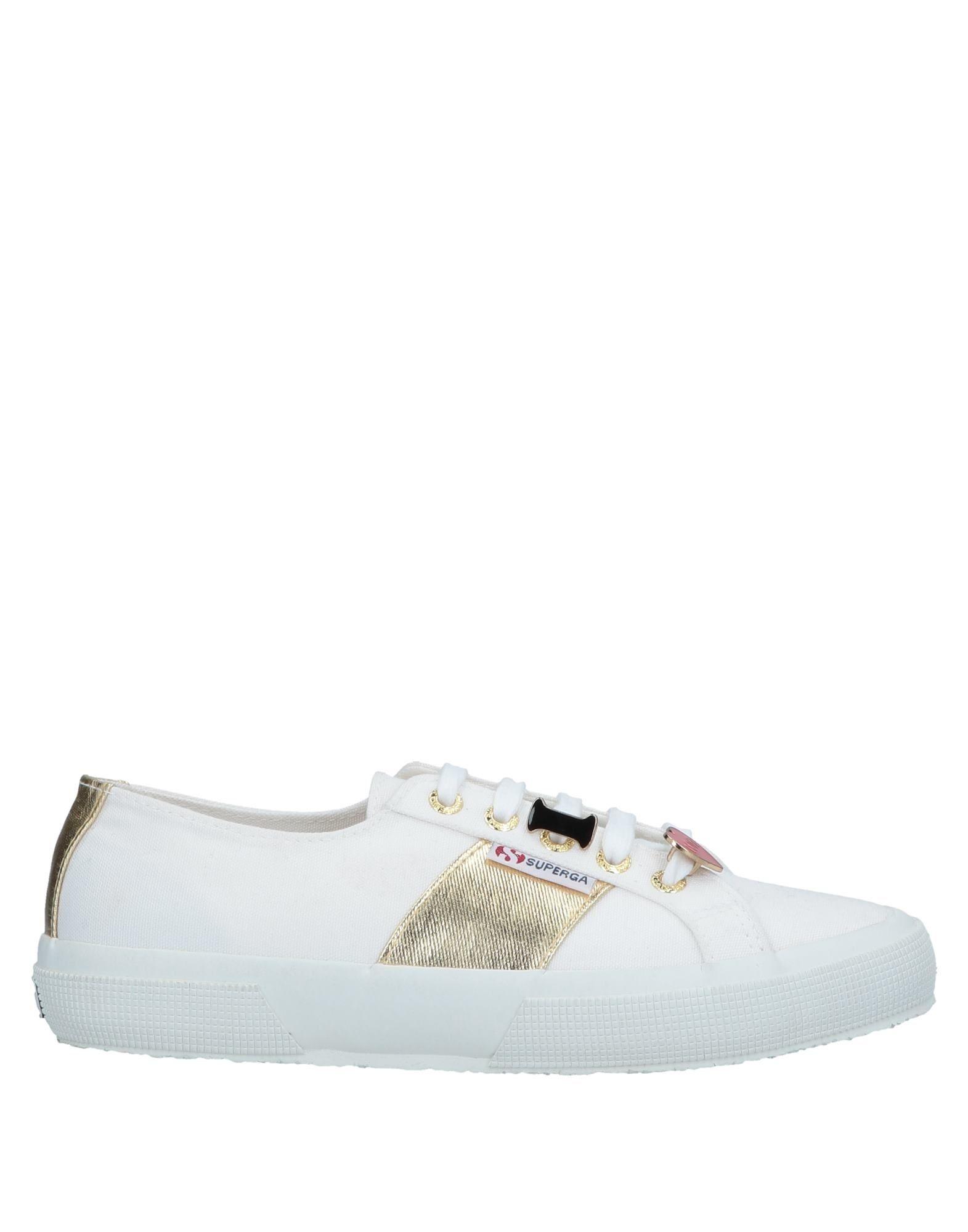 Blanco Zapatillas Superga Mujer - Zapatillas Superga modelo más más más vendido de la marca 824040