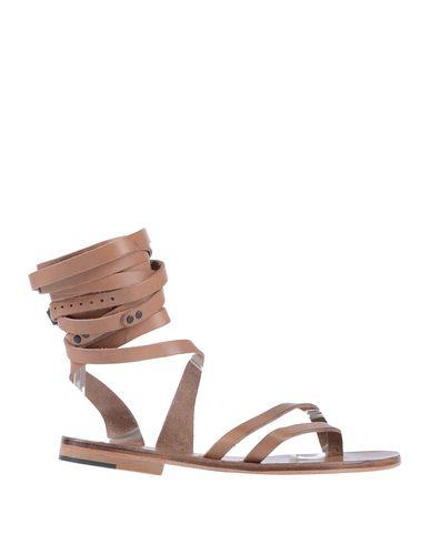 ÁLVARO GONZÁLEZ Sandals in Brown