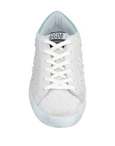 Deluxe Goose Golden Blanc Brand Sneakers zSzqwO