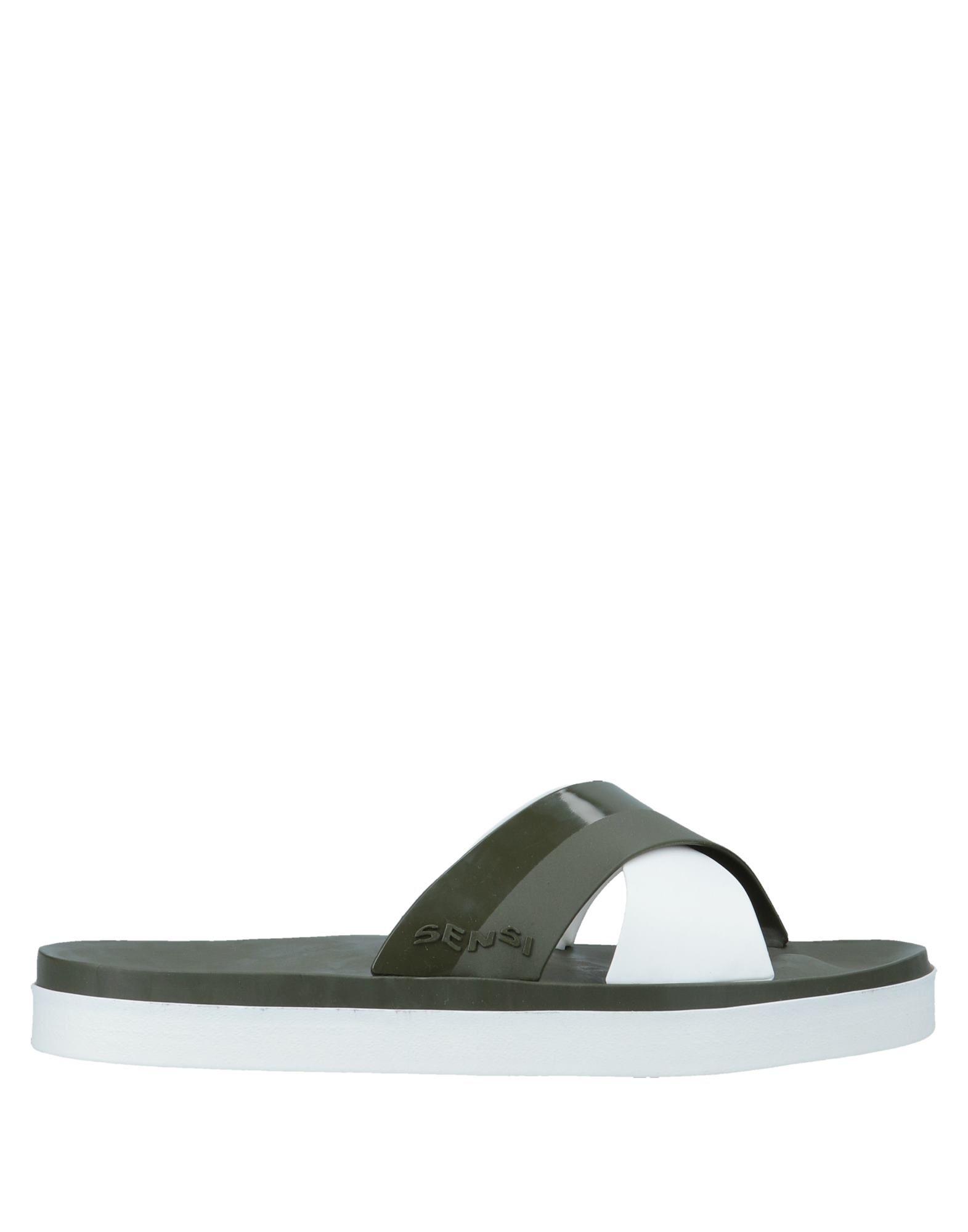 1fbc43c496b1 Sensi Sandals - Men Sensi Sandals online on YOOX Portugal - 11602578JB