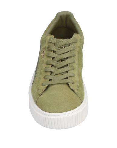 Puma Puma Puma Vert Vert Sneakers Puma Sneakers Militaire Sneakers Vert Sneakers Militaire Militaire 6IP8qY6wrx