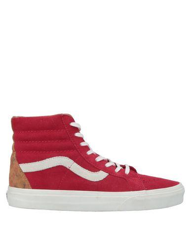 Sneakers Vans Rouge Vans Sneakers wHSR77