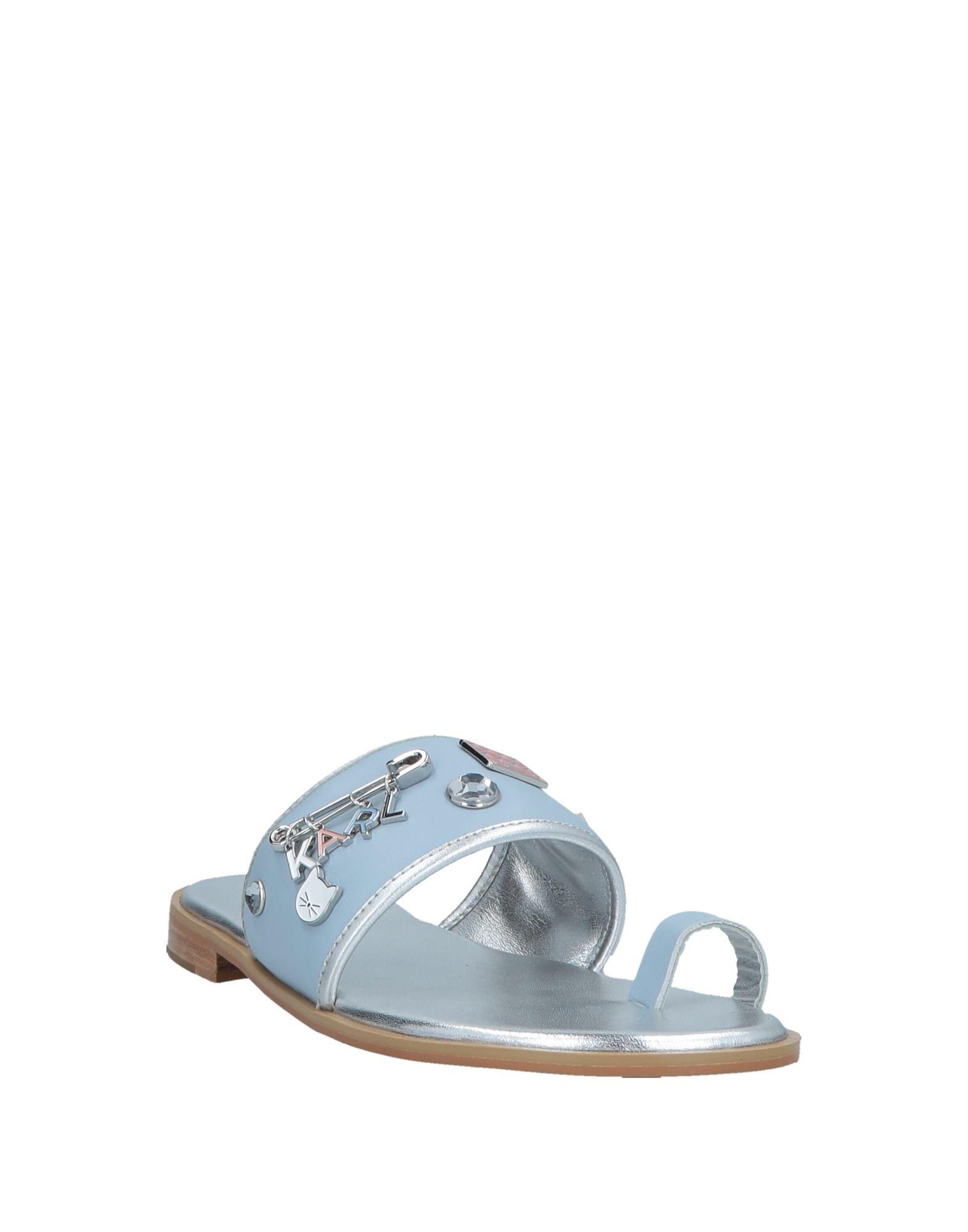 Karl Lagerfeld Dianetten Schuhe Damen  11604811NK Gute Qualität beliebte Schuhe Dianetten cc5174