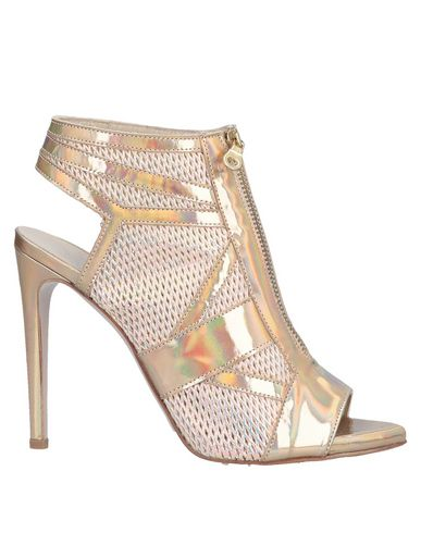WO MILANO Ankle Boot in Gold