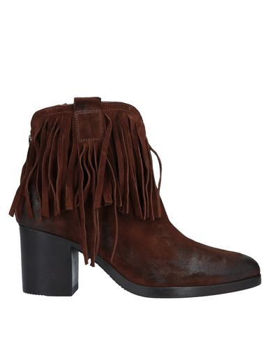JFK Ankle Boot in Cocoa