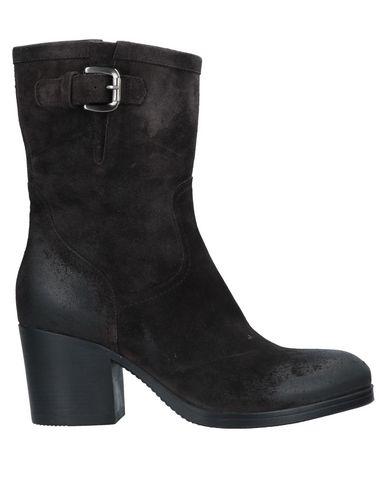 JFK Ankle Boot in Steel Grey