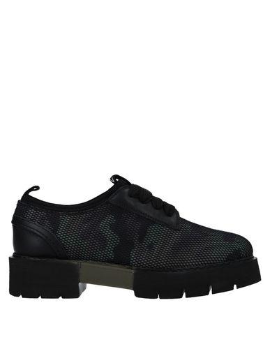 s O Noir Chaussures x Lacets À 55wYq
