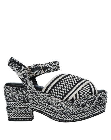 ANTOLINA PARIS Sandals in Black