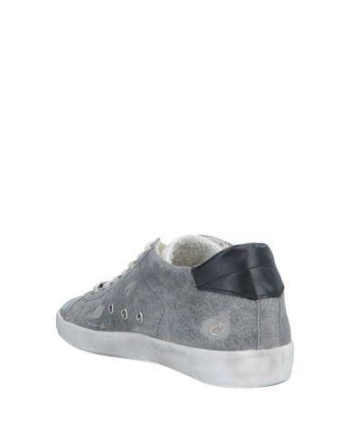 Leather Crown Sneakers Uomo Scarpe Crowngrigio