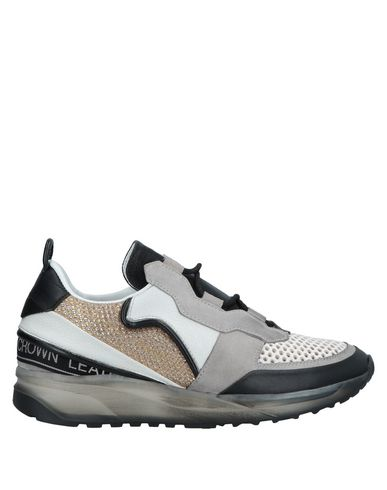 Crown Sneakers Gris Leather Crown Clair Sneakers Gris Leather PSPwBzq