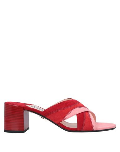 ANDREA GOMEZ Sandals in Red