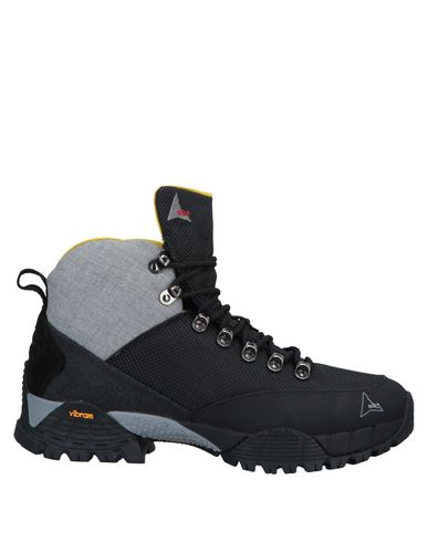 ROA Boots in Black