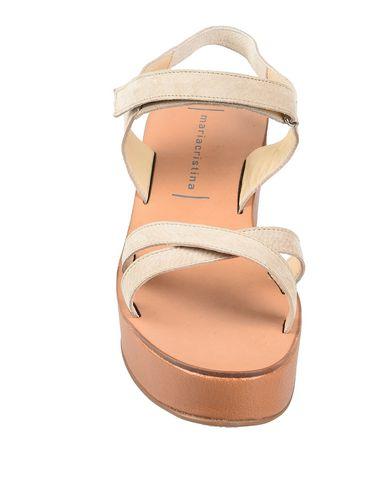 best sneakers 9e0c3 48e1f Sandali Maria Cristina Donna - Acquista online su YOOX ...