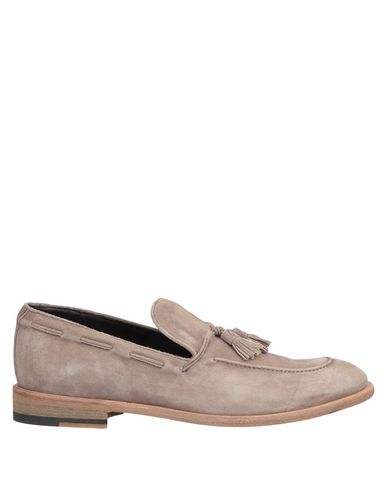 ORTIGNI Loafers in Dove Grey