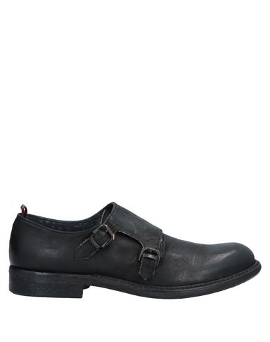 YAB Loafers in Black