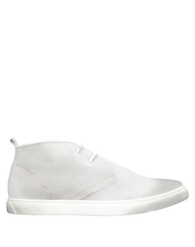 YLATI Boots in Light Grey