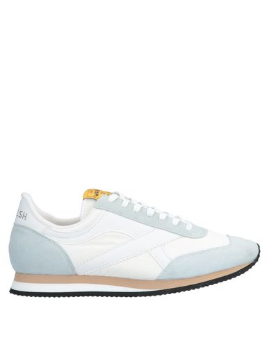 WALSH Sneakers in Light Yellow
