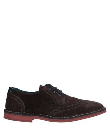Lacets Chaussures À Moka Baker Ted v6ZqUYnf