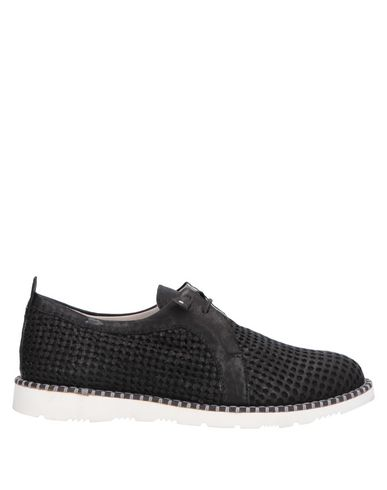 HENRY BEGUELIN Laced Shoes in Black