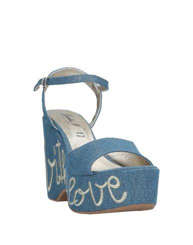 Giulia Ciel Giulia Bleu Sandales N Bleu Sandales Ciel N qwCwxzO8
