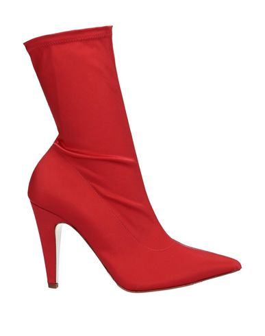 GIAMPAOLO VIOZZI Ankle Boot in Red