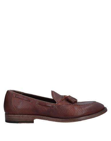 SHOTO Loafers in Brown