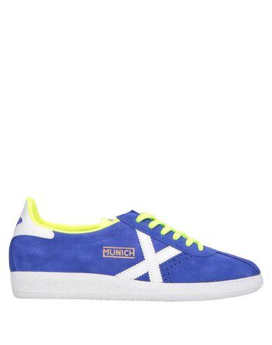 MUNICH Sneakers in Bright Blue