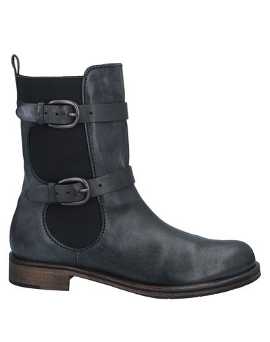 HENRY BEGUELIN Ankle Boot in Steel Grey