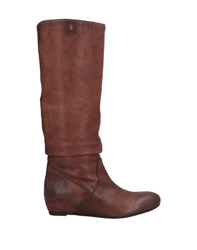 HENRY BEGUELIN Boots in Tan