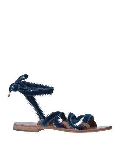 ÁLVARO GONZÁLEZ Sandals in Blue
